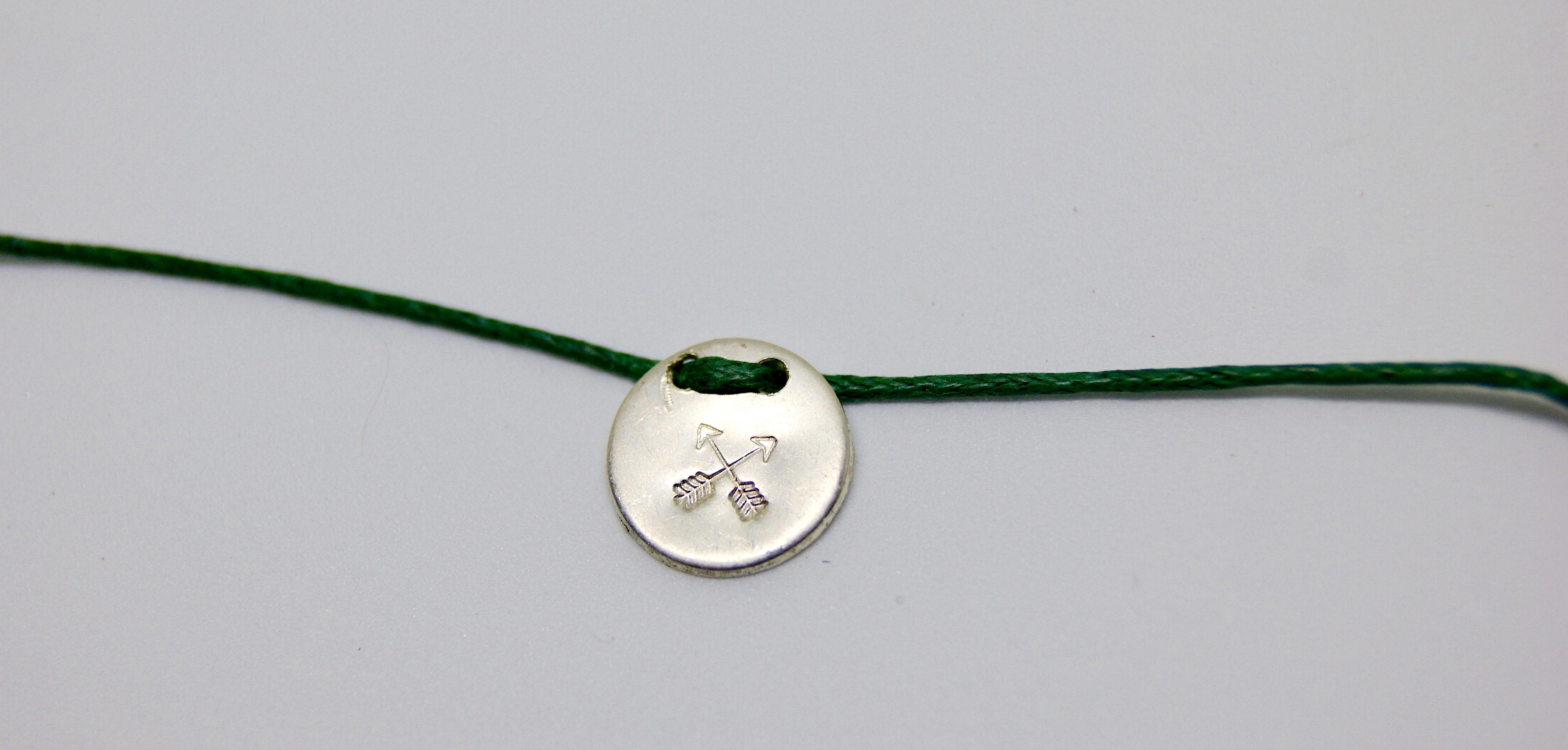 1ffefbe79 Friendship Bracelet-Wish-Sterling Silver-Gift: Home of La Juniper ...