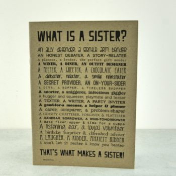 sister notebook recycled paper home of juniper