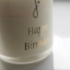 happy birthday candle - home of juniper