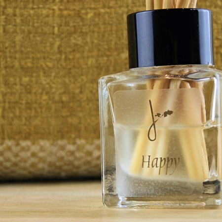 Happy Fragrance Diffuser - Natural and Made in the UK