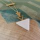 home of juniper gold plated geometric necklace