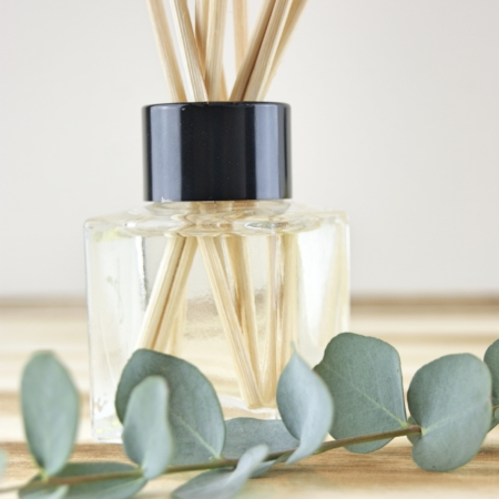 fragrance diffuser with eucalyptus