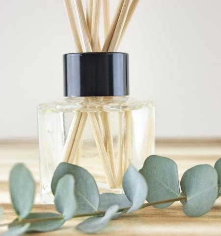 fragrance diffuser with eucalyptus
