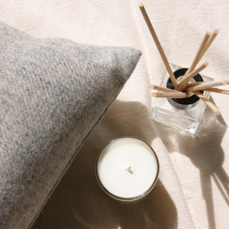 grey-cushion-candle-fragrance-homeofjuniper