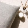 grey-woool-cushion-diffuser-candle