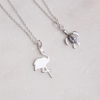 sq-flamingo-necklace-turtle-necklace-made-cornwall-homeofjuniper DSC