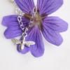 sterling-silver-bee-bracelet-geranium-flower-homeofjunipe