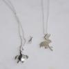 turtle-flamingo-necklace-cornwall-jewellery