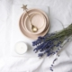 wood-bowls-lavender-candles-brass-spoon-fairtrade-board-homeofjuniper-