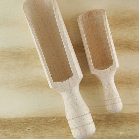 two beechwood scoops - homeofjuniper