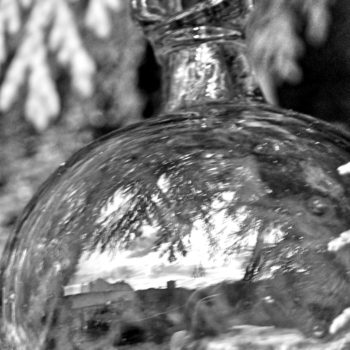 fair trade glass bauble home of juniper