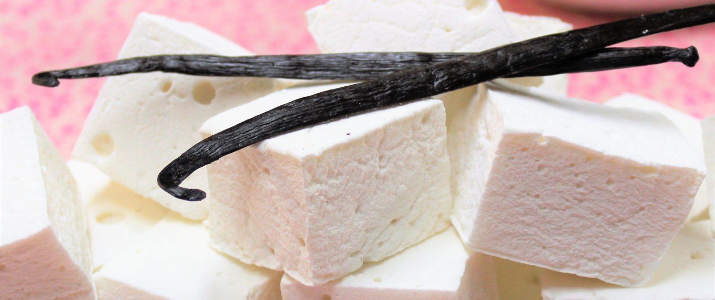 vanilla marshmallow from mallow made