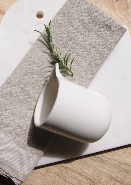 bonechina-jug-tall-fairtrade-linen-napkin-homeofjuniper