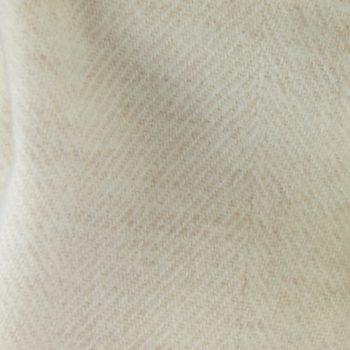 cream blanket - lambswool - home of juniper