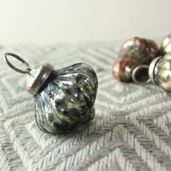 assorted mini fair trade baubles