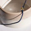 gold-wish-star-bracelet-pink-ceramic-pot-homeofjuniper
