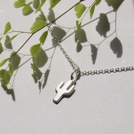 q-cactus-sterling-silver-necklace-homeofjuniper