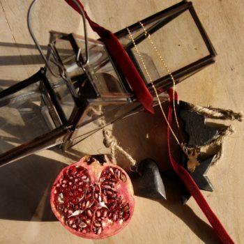 fair trade brass star lantern - small decorations - home of juniper