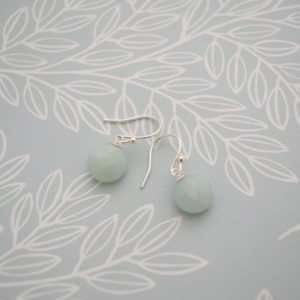 earrings-blue-stone-homeofjuniper