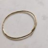 brass-simple-plain-bangle-fairtrade-homeofjuniper