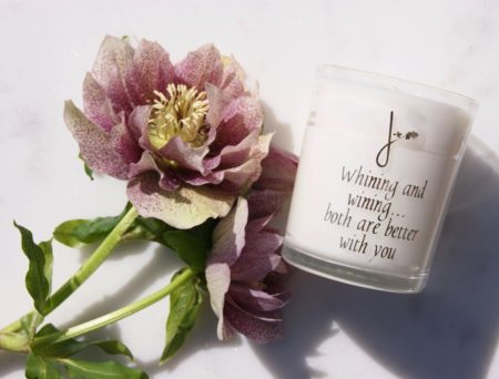 wine-quote-candle