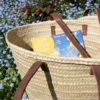 lilies-basket-leather-handles-homeofjuniper