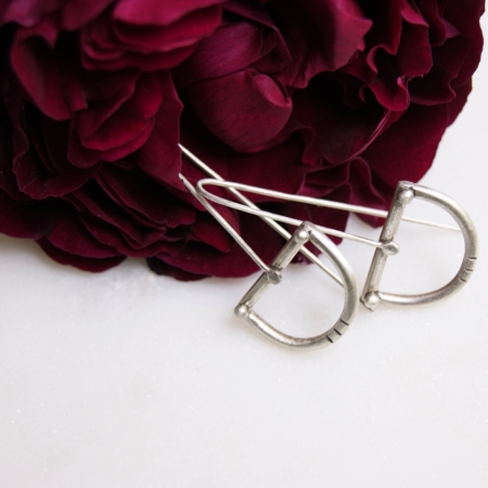 silver-recycled-earrings-homeofjuniper-roses