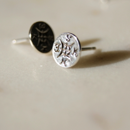sterling-silver-compass-earrings-homeofjuniper-jewellery