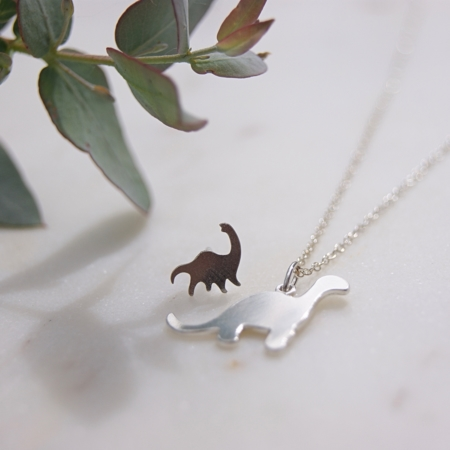 banner-eucalyptus-Dinosaur-earrings-jewellery-sterling-silver-made-in-cornwall-homeofjuniper
