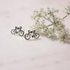 bicycle-earring-silver-flowers-homeofjuniper