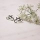 bicycle-earring-silver-flowers-homeofjuniper