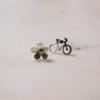 sq-silver-daisy-and-bike-earring-homeofjuniper