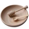beech-wood-bowl-honey-spoon-made-wales-homeofjuniper-kitchen-sustianable-eco-friendly