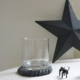 grey-felt-coaster-recycled-glass-star-cow-decor.
