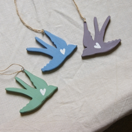 green-blue-purple-bird-decoration-hanging-gift-homeofjuniper-swallow-decor