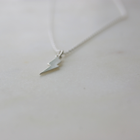 lightening-necklace-sterling-silver-homeofjuniper-jewellery
