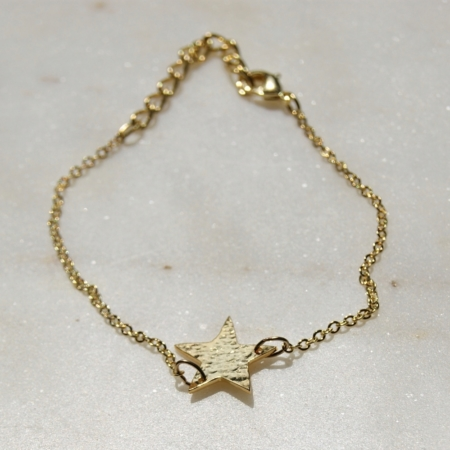 sq-gold-plated-star-bracelet-homeofjuniper-jewellery