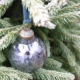 eco-blue-recycled-glass-bauble-ethical-blue-frosty-tree-homeofjuniper