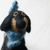 daschund-felt-decoration