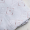 white-scarf-rosegold-diamond-design