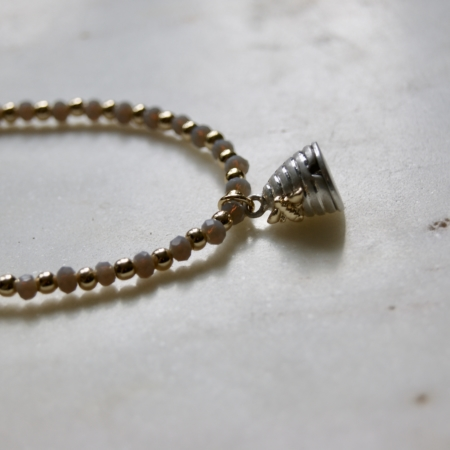 beehive - bracelet - jewellery