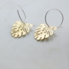 brass-monstera-hoop-earrings-homeofjuniper-jewellery