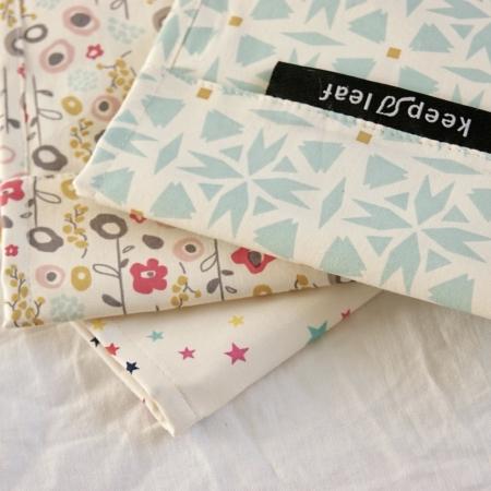 blue-pattern-snack-bag-on-floral-star-sncak-bags