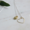 cowes-shell-wire-heart-necklace-brass-fika-candle-homeofjuniper