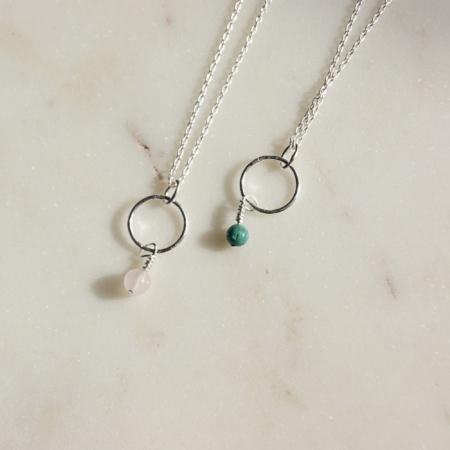 sq-turquoise-necklace-rose-quartz-necklace-homeofjuniper.j