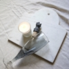sq-marble-board-candle-grey-glass-fox-bottle-stop