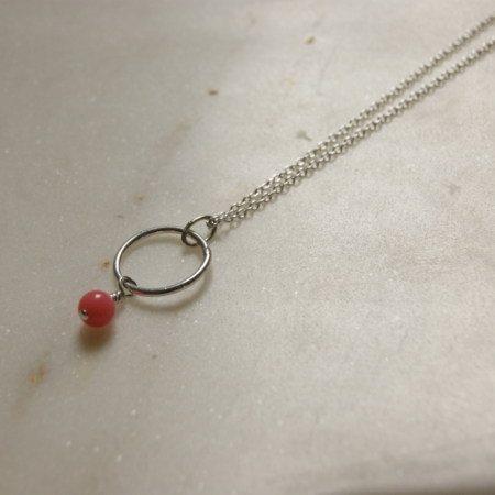 coral-hoop-necklace-made-cornwall