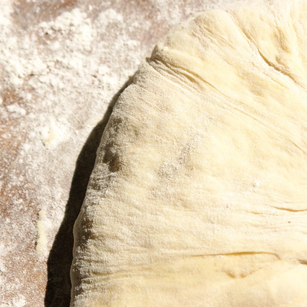brioche bread dough