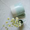 aqua-ceramic-jugs-flowers-homeofjuniper