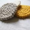 banner-felt-coasters-natural-cream-yellow